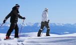 Urlaub im Meraner Land - Schneeschuhwandern, Skifahren u.v.m.