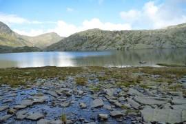 Eine unbeschreiblich schöne Wanderung zu den Spronser Seen