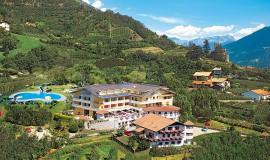 Hotel Funggashof in Naturns - Wohlfühlurlaub bei Meran
