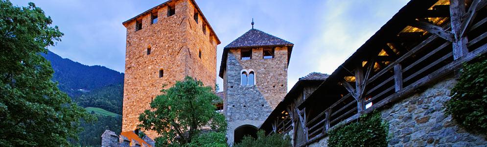 Landesmuseum im Schloss Tirol bei Meran (c) Marketinggesellschaft Meran - Frieder Blickle